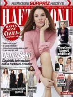 Haftasonu Magazine [Turkey] (23 March 2016)