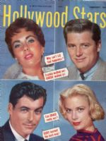 Hollywood Stars Magazine [United States] (February 1956)