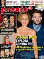 Pronto Magazine [Spain] (31 October 2015)