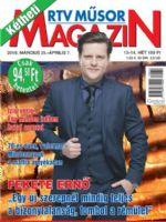 Kétheti RTV Műsormagazin Magazine [Hungary] (25 March 2019)