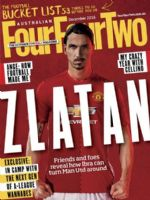 Four Four Two Magazine [Australia] (December 2016)