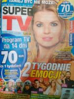 Super TV Magazine [Poland] (14 November 2016)