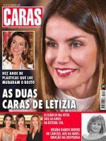 Caras Magazine [Portugal] (10 November 2018)