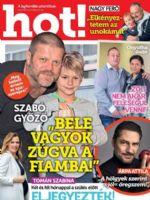 HOT! Magazine [Hungary] (16 November 2017)