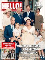 Hello! Magazine [Hungary] (August 2018)