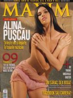 Maxim Magazine [Romania] (April 2009)