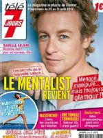 Télé 7 Jours Magazine [France] (25 August 2012)