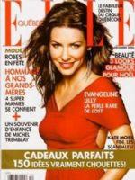 Elle Magazine [Canada] (December 2006)