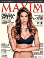 Maxim Magazine [Italy] (August 2013)