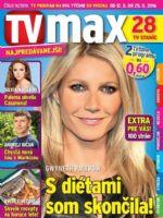 TV Max Magazine [Slovakia] (12 August 2016)