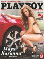 Playboy Magazine [Mexico] (November 2014)