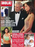 Hola! Magazine [Spain] (17 June 2015)