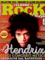 Classic Rock Magazine [Italy] (January 2016)