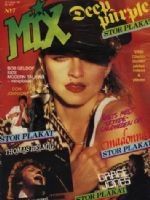 MIX Magazine [Denmark] (January 1987)