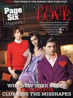 Page Six Magazine [United States] (8 February 2009)