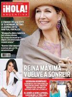 Hola! Magazine [Argentina] (26 June 2018)