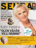 Seura Magazine [Finland] (7 October 2010)
