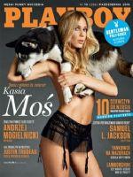 Playboy Magazine [Poland] (October 2016)
