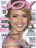 Joy Magazine [Lithuania] (July 2010)