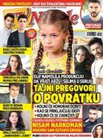 TV Novele Magazine [Serbia] (10 December 2018)