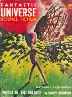 Fantastic Universe Magazine [United Kingdom] (June 1957)