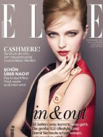 Elle Magazine [Germany] (November 2011)