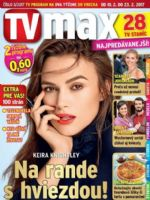 TV Max Magazine [Slovakia] (10 February 2017)