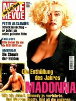 Neue Revue Magazine [Germany] (October 2001)