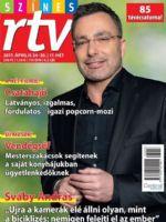 Szines Rtv Magazine [Hungary] (24 April 2017)