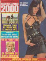 Radiolandia Magazine [Argentina] (28 August 1983)