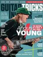 Guitar Tricks Insider Magazine [United States] (November 2017)