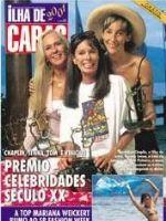 Ilha De Caras Magazine [Brazil] (2 February 2001)