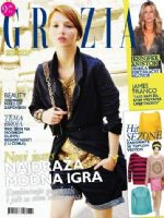 Grazia Magazine [Croatia] (September 2012)