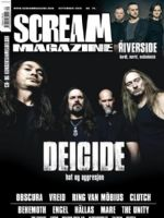 Scream Magazine [Norway] (September 2018)
