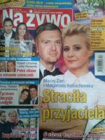Na żywo Magazine [Poland] (14 May 2015)