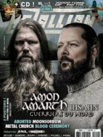 Metallian Magazine [France] (March 2016)