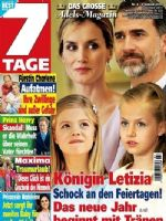 7 Tage Magazine [Germany] (3 January 2015)