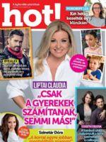 HOT! Magazine [Hungary] (8 November 2018)
