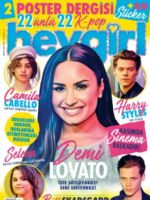 Hey Girl Magazine [Turkey] (November 2017)
