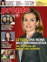 Pronto Magazine [Spain] (28 February 2015)