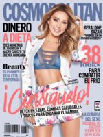 Cosmopolitan Magazine [Mexico] (28 January 2018)