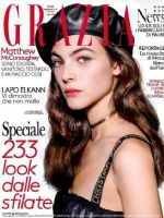 Grazia Magazine [Italy] (20 July 2017)