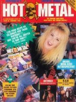 Hot Metal Magazine [Australia] (February 1992)