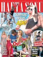 Haftasonu Magazine [Turkey] (15 July 2015)