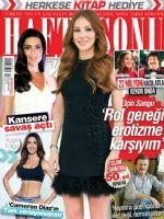 Haftasonu Magazine [Turkey] (6 April 2016)