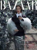 Harper's Bazaar Magazine [United Kingdom] (October 2018)