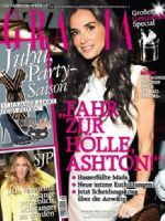Grazia Magazine [Germany] (24 November 2011)