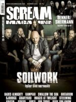 Scream Magazine [Norway] (November 2015)