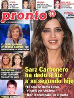 Pronto Magazine [Spain] (11 June 2016)