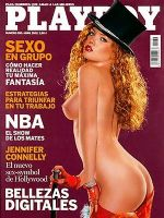 Playboy Magazine [Spain] (April 2002)